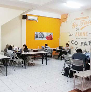 Co-Working Room